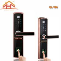 Wholesale IC Card And Fingerprint Recognition Biometric Door Lock With Remote Controller from china suppliers