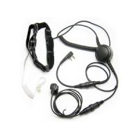 Buy cheap Noise cancelling soft throat vibration mic earphone from wholesalers