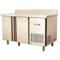 Wholesale CE Approval Ventilated Cooling Pizza Prep Fridge For Hotel , 1355x700x850 from china suppliers