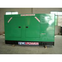 Wholesale Diesel Generator Cummins , 82KW / 103KVA , Turbo , RSV Mechanical from china suppliers