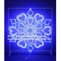 Wholesale giant christmas snowflake lights from china suppliers