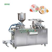 Wholesale Honey Butter Blister Packing Machine , Blister Forming Machine Long Life from china suppliers