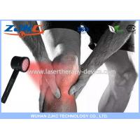 China 20 Laser Diodes Laser Pain Relief Device For Arthritis Low Level Laser Treatment wholesale