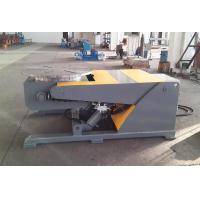 Buy cheap 3T Hydraulic Tilting Welding Rotators Positioners 0 - 90 ° / 120° Tilting Angle from wholesalers
