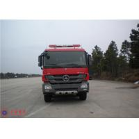 Wholesale Mercedes Chassis Fire Fighting Vehicles Monitor Flow 100L/S Overturning Type Cab from china suppliers