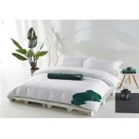 Wholesale Hotel Bedding Set 100% Cotton Satin White And 400T Personalized from china suppliers