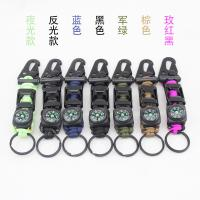 China Custom personalize multi function cool outdoor gear climbing carabiner with compass beer bottle opener, logo printed, on sale