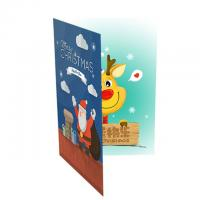 Wholesale AG3/AG10 Battery Musical Happy Birthday Card Sound Personalized For Party Invitations from china suppliers