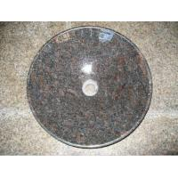 Wholesale Tan brown granite sinks from china suppliers