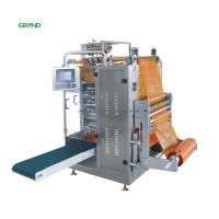 Wholesale Four Side Sachet Filling Machine , Multi Line Liquid Sachet Packaging Machine Y500E from china suppliers