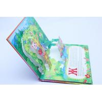 Wholesale Glossy Art Paper 3D Pop-Up Card Printing For Boardbook / Magazing Printing Services from china suppliers