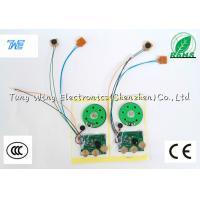 China Small Recordable sound chip for Greeting Card , Wedding , Valentine′s Day on sale