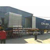 Wholesale temporary chain link fence, diamond mesh temporary fence, temporary fence panels from china suppliers
