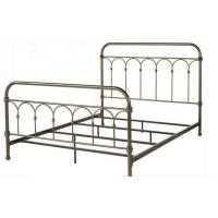 Quality Atmosphere Adults Designs Plain Metal Frame Full Bed 125mm Height King Queen Size