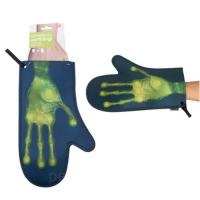 Wholesale Heat resistant &Waterproof Neoprene oven mitts glove from china suppliers
