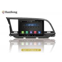 Wholesale 2016 Hyundai Elantra CAR DVD 1080p HD Display , RDS Radio Android 8.x Car DVD Stereo from china suppliers
