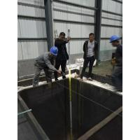 OEM High Precision Galvanized Water Tank With Sheet Molding Compound