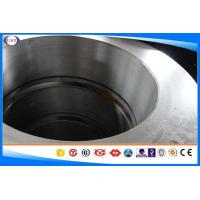 Wholesale Hot Forged Carbon Steel Ring , AISI 1035 / S35C Steel Grade Forged Rings from china suppliers
