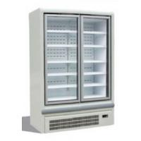 Wholesale R404a Refrigerant CFC Free Drinks Chiller Fridge  , Commercial Drink Display Fridge from china suppliers