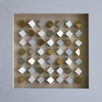 Wholesale Cube 3D Shadow Box Wall Art For Home Decoration from china suppliers