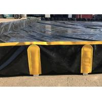 Wholesale Easy Cleaning Spill Containment Berms Folding Bracket Type Preventing Oil Leaks from china suppliers