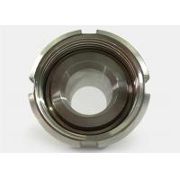 Wholesale High Strength Din 11851 Sanitary Fittings , Sanitary Union For Food Line from china suppliers