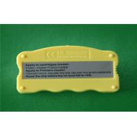 Wholesale Compatible Printer Chip Resetter for Epson 7700 9700 in Yellow from china suppliers