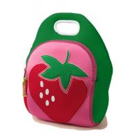 Wholesale neoprene animal style, fruit style of lunch tote bag/Neoprene cooler bag for kids from china suppliers