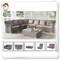 Comfortable outdoor furniture sofa outdoor sofa set for Comfortable lawn furniture