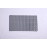 Wholesale Rectangle Shape 40*100cm Washable Bath Rugs With Suction Cups from china suppliers