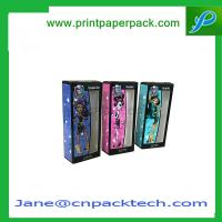 China OEM Color Printed Paper Gift Packaging Box Perfume Box Cosmetic Box Paper Box on sale