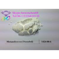 Wholesale Steroid Hormones Metandienone / dianabol / powder injectable anabolic steroids white powder from china suppliers