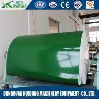 Wholesale PVC / PU Green Portable Conveyor Belts Flat Surface Production Line from china suppliers