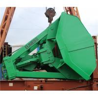 Wholesale Bulk Cargo Radio Remote Control Clamshell Grab Bucket for Ship Crane 20 Ton from china suppliers