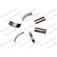 Wholesale Segment Rare Earth Neodymium Magnets , Permanent NdFeB magnet Nickel Coating from china suppliers