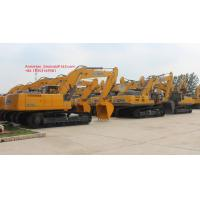 Wholesale XE370 Chain Hydraulic Crawler Excavator Xcmg With Weichai Engine , Performance Excellence from china suppliers