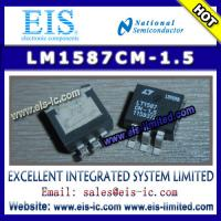Wholesale LM1587CM-1.5 - NS (National Semiconductor) - Low Power Dual Operational Amplifiers - Email from china suppliers
