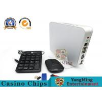 Wholesale Software Casino Baccarat Min Max Board Limit Sign / Roulette Gambling System from china suppliers