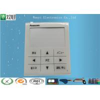 Wholesale Custom Membrane Switches Touch Sense Membrane Keypad With PET PC Overlay from china suppliers