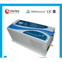 Wholesale Automatically voltage regulation inverter,adjustable charging current from china suppliers