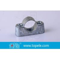 Wholesale BS31 / BS4568 Conduit Fittings 20mm Malleable Iron Heavy Duty Distance Saddle With Base from china suppliers