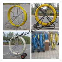 Wholesale Material Fiberglass duct rodder,Length 50m 100m 200m duct rodder from china suppliers