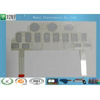Wholesale ITO Type Flexible Capacitive Touch Circuit Polyester Light Touch Sense Panel Use from china suppliers