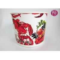 Wholesale 70oz Custom Logo Printed Paper Popcorn Buckets For Popcorn / Shrimp from china suppliers