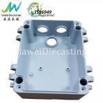 Wholesale Professional Custom Aluminium Pressure Die Casting Box Shot Blasting / CNC Machining Surface from china suppliers