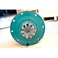 Wholesale DH55 Rotary Gearbox Excavating Machinery Parts Slewing Motor Reduction from china suppliers