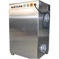 stainless steel desiccant rotor dehumidifier for basement 15kw