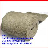 Wholesale Wire mesh backed Rock wool blanket insulation from china suppliers