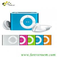 Wholesale Mini Clip MP3 Player (FT-M01) from china suppliers