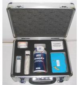 China ø1.25mm Fiber Optic Cleaner Kit For Cleaning Fiber Optic Connectors 28cm X 25cm X 14cm wholesale
